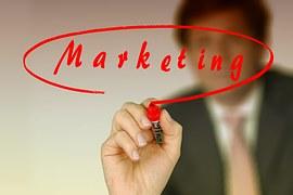 marketing businessman